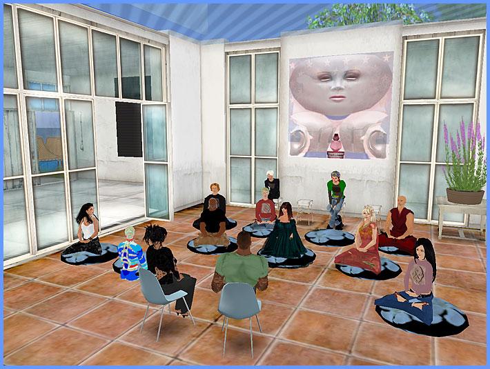 Spirit of the Senses Art Salon, Arts and Cultural Salons